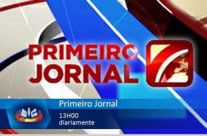 Primeiro Jornal fim-de-semana