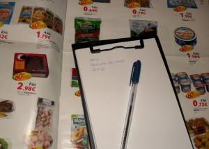 Programar Compras de Supermercado e Menus!!!