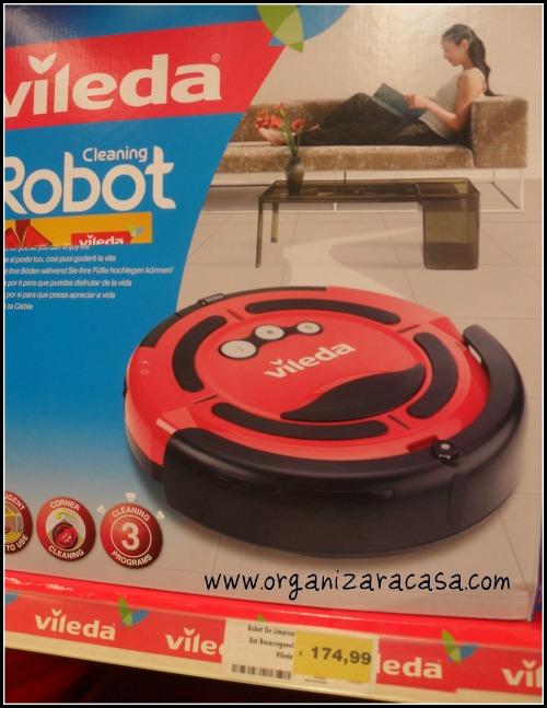 vileda cleaning robot. Black Bedroom Furniture Sets. Home Design Ideas