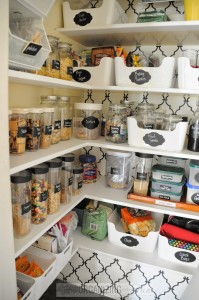 kitchen pantry 2013