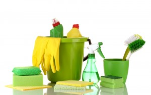 green-cleaning-products